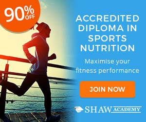Sports and Exercise Nutrition Programme Shaw Academy