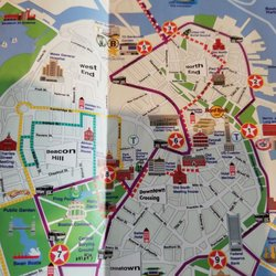 City View Trolley Tours Boston Stops | Find your Dream
