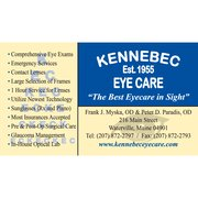 Photo Of Kennebec Eye Care Waterville Me United States