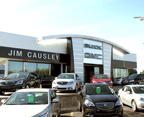 Jim Causley Buick GMC Truck 38111 S Gratiot Ave Clinton Township  MI     Jim Causley Buick GMC Truck 38111 S Gratiot Ave Clinton Township  MI Auto  Dealers   MapQuest