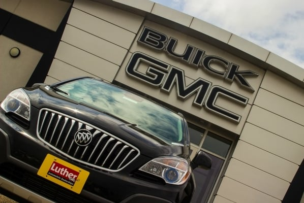 Luther Brookdale Buick GMC 4301 68th Ave Brooklyn Center  MN Auto     Luther Brookdale Buick GMC 4301 68th Ave Brooklyn Center  MN Auto Dealers    MapQuest