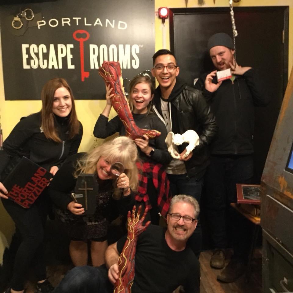 Fullsize Of Panic Room Portland