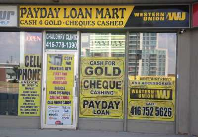 Payday Loan Mart - Cheque Cashing/Pay-day Loans - 6 - 2155 Lawrence Avenue E, Scarborough ...