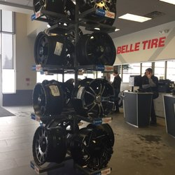 Belle Tire   Tires   1056 S Main St  Lapeer  MI   Phone Number   Yelp Photo of Belle Tire   Lapeer  MI  United States  Good rim selection