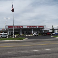 Erickson Pontiac GMC   Car Dealers   890 W Main St  Rexburg  ID     Photo of Erickson Pontiac GMC   Rexburg  ID  United States  208 356