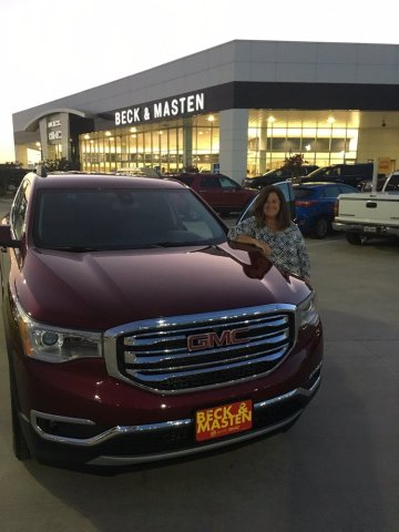 Amazing experience at Beck   Masten GMC  Marjorie was the best     Photo of Beck   Masten Buick GMC North   Houston  TX  United States