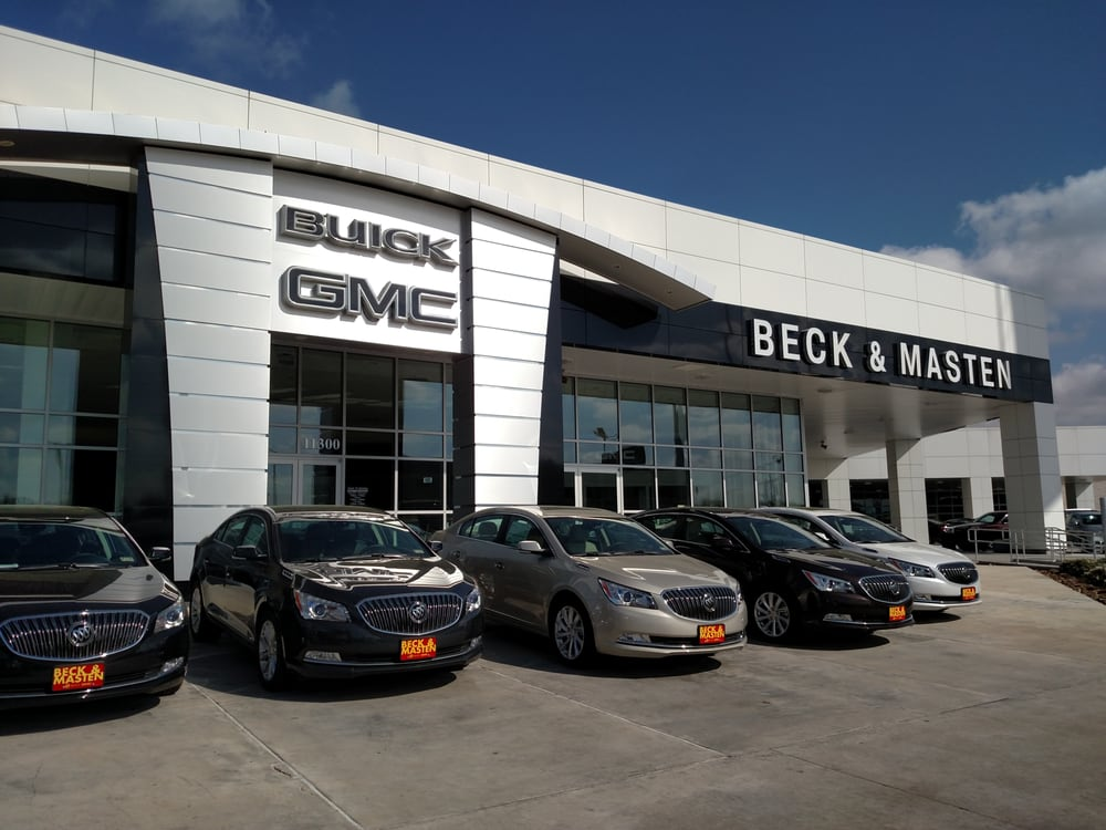 Schedule Your Houston Buick GMC Service Appointment Today