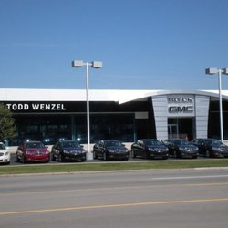 images for todd wenzel gmc westland