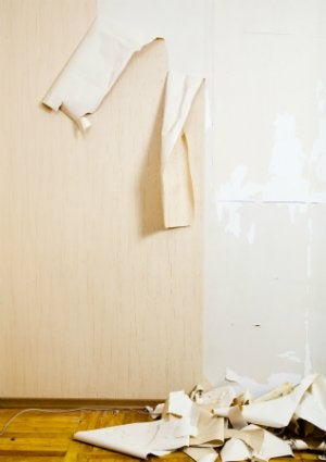 How to Remove Wallpaper Glue - Bob Vila