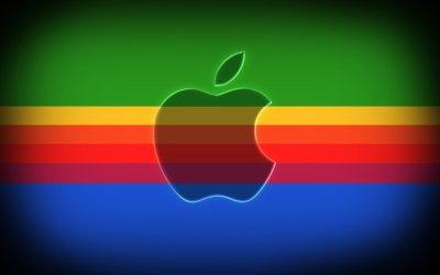 Apple-historie: mythes en waarheid over het Apple-logo
