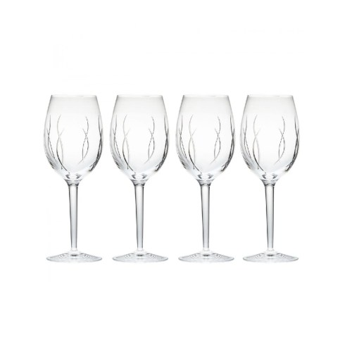 Medium Of Waterford Crystal Wine Glasses