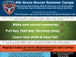 EG Summer Camps Advert 2016