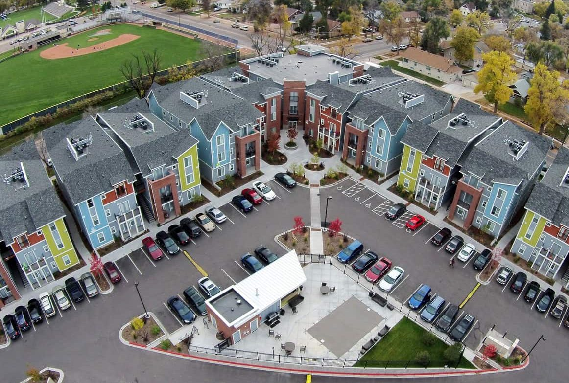 Fullsize Of Auraria Student Lofts