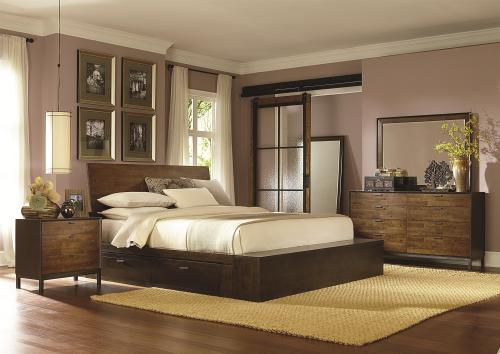 Medium Of Platform King Bed