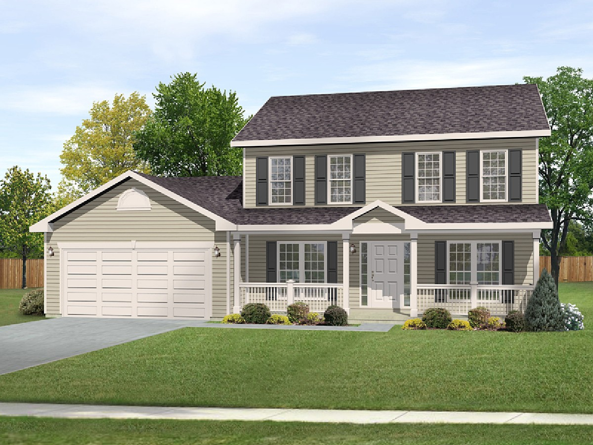 Traditional Design with Alternate - 22083SL | 2nd Floor ...