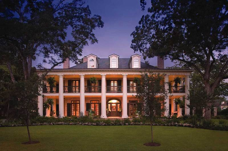 Large Of Plantation Style Homes