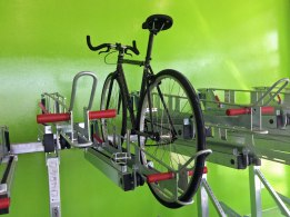 El Monte Bike Hub Rack