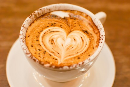The cappuccino gets its name from the Capuchin friars, referring to the color of their habits. Photo by May Wong via Flickr/CC.
