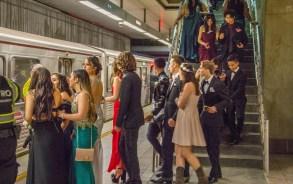 Metrolink prom subway