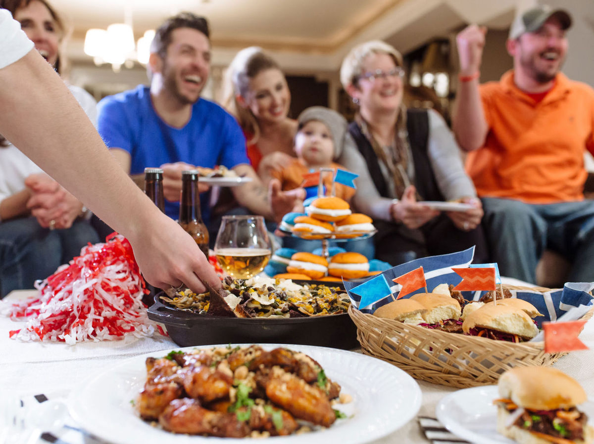 Examplary Newtown Health District Its Food Service Inspector Suzette Leblancare Recommending That Anyone Planning A Super Bowl Party To Fumble When It Comes To Super Bowl Party Food Safety nice food Super Bowl Party