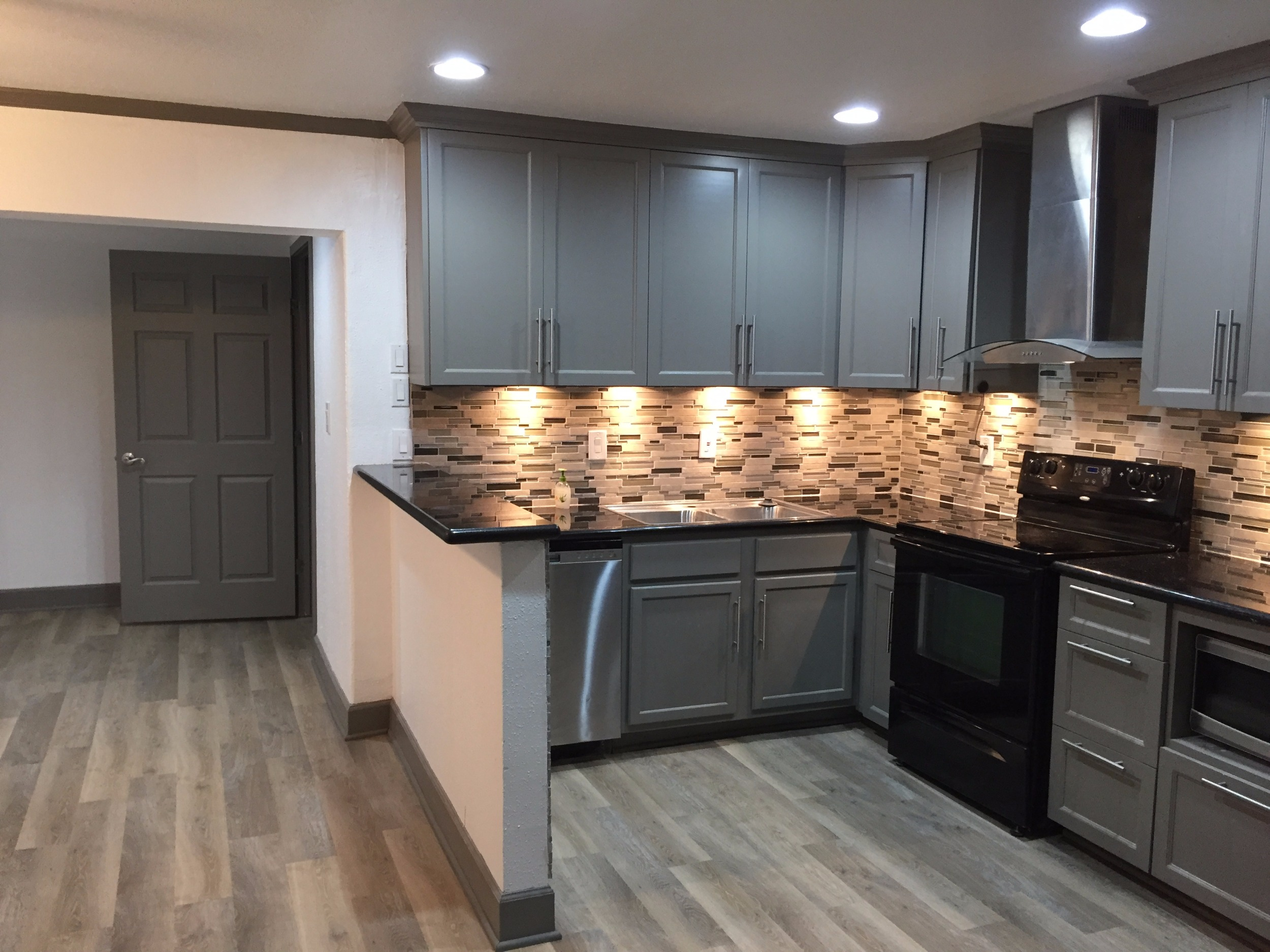 Ray J Verified Customer Review Of Kitchen Sink Base Cabinet  Unfinished  Oak 42 Base Cabinet Surplus Building Materials90