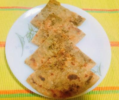 Broccoli Paratha - Your Veg Recipe
