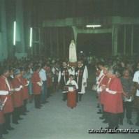 Primeira Missão Mariana na Paróquia Nossa Senhora Fátima em Lorena – SP