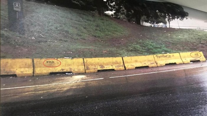 Los graffitis en Caracas