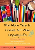 Time to create art cheat sheet