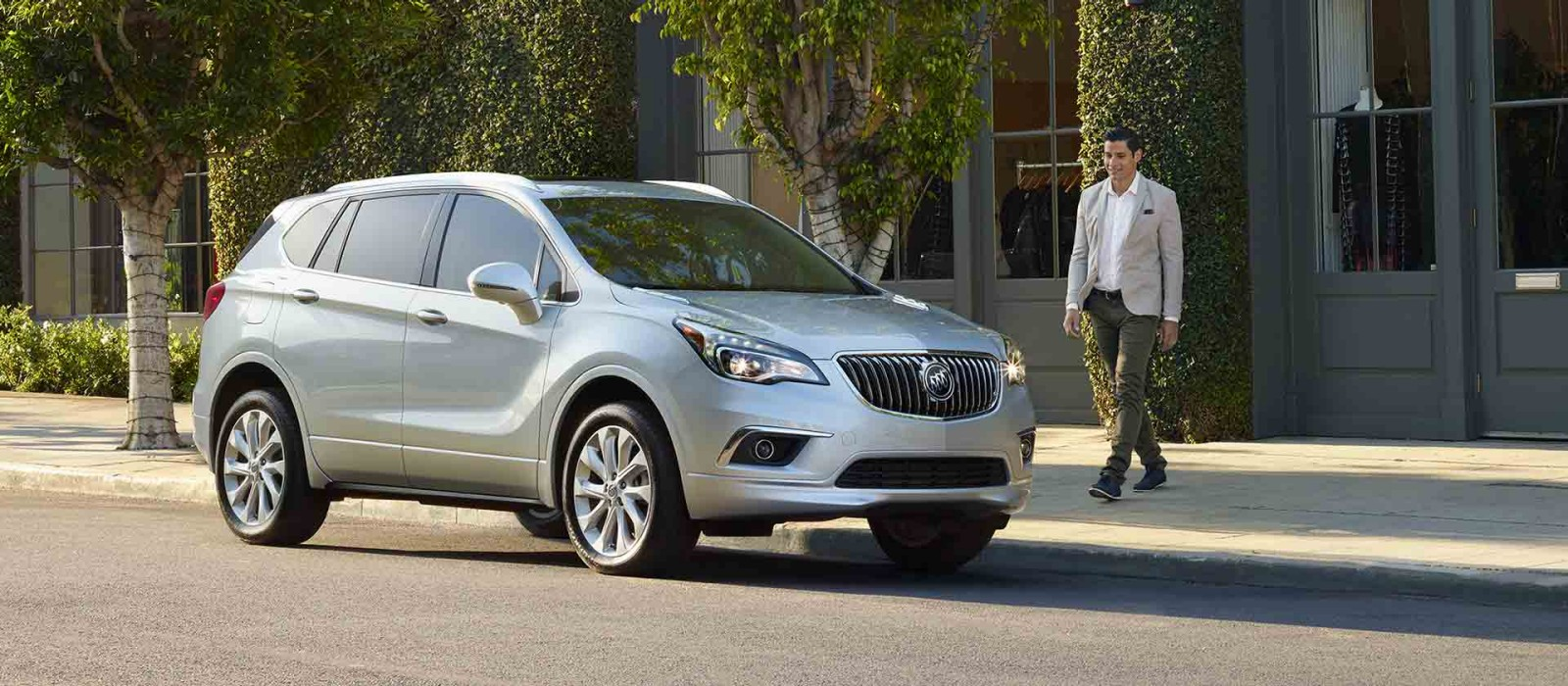New Buick Envision   Buy  Lease  or Finance   Gainesville  FL 32609 New Buick Envision for Sale Gainesville FL