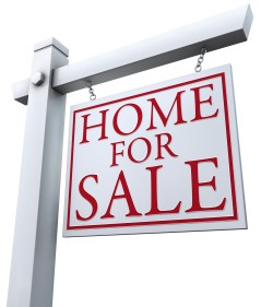Small Of Home For Sale Sign