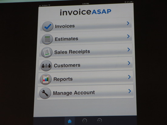 invoiceASAP Archives   Finovate IMG 1966 JPG