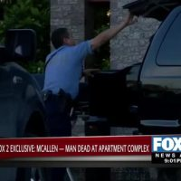 FOX 2 EXCLUSIVE- Man Dies in Apartment Complex in McAllen