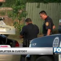 A Shoplifter is Caught in Pharr