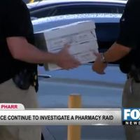 Federal Agents Continue Investigating A Raid Of A Pharmacy