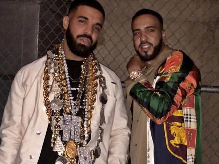 Drake Disses Kanye West On French Montana s New Song  No Stylist     Drake Disses Kanye West On French Montana s New Song  No