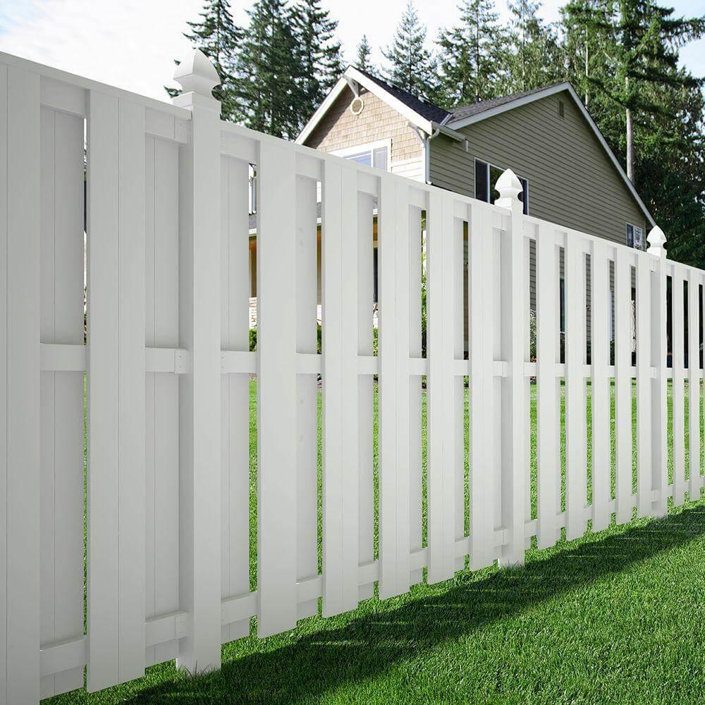 Fullsize Of Best Backyard Fence