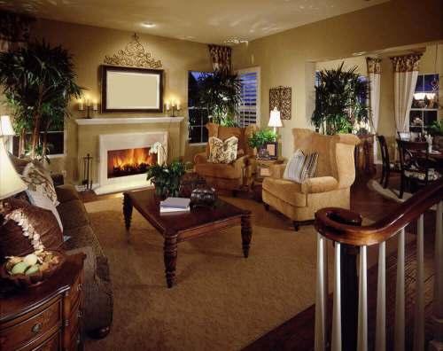 Medium Of Pictures Of Elegant Living Rooms