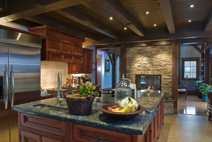 dark kitchen cabinets green kitchen countertops