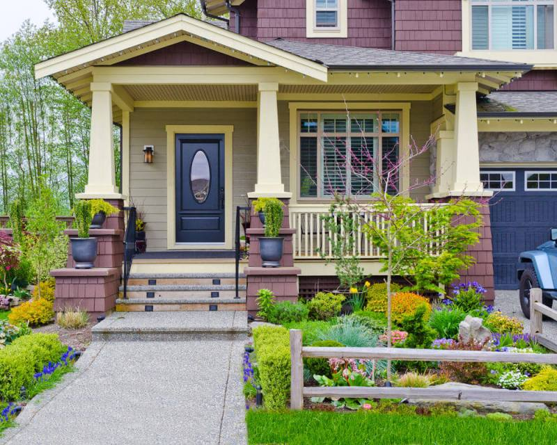 Large Of Front Yard Landscaping Photo