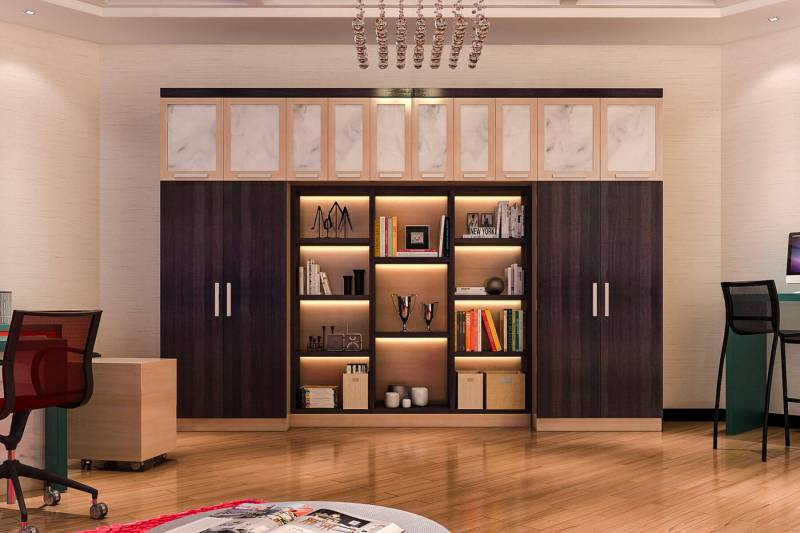 Large Of Home Office Wall Storage