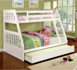 Cosmopolitan Twin Over Full Bunk Beds Twin Over Full Bunk Beds Twin Over Full Bunk Bed Staircase Sale Twin Over Full Bunk Beds Trundle Option Types