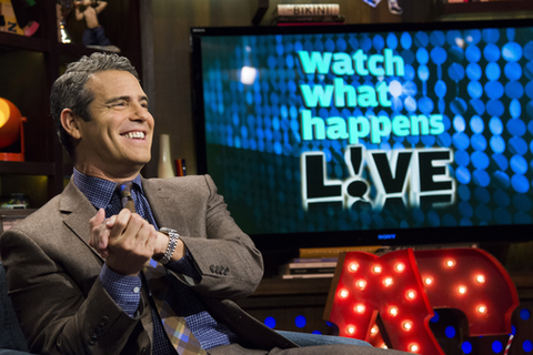 Charitybuzz: Two tickets for Watch What Happens Live in New York City - Lot 628207