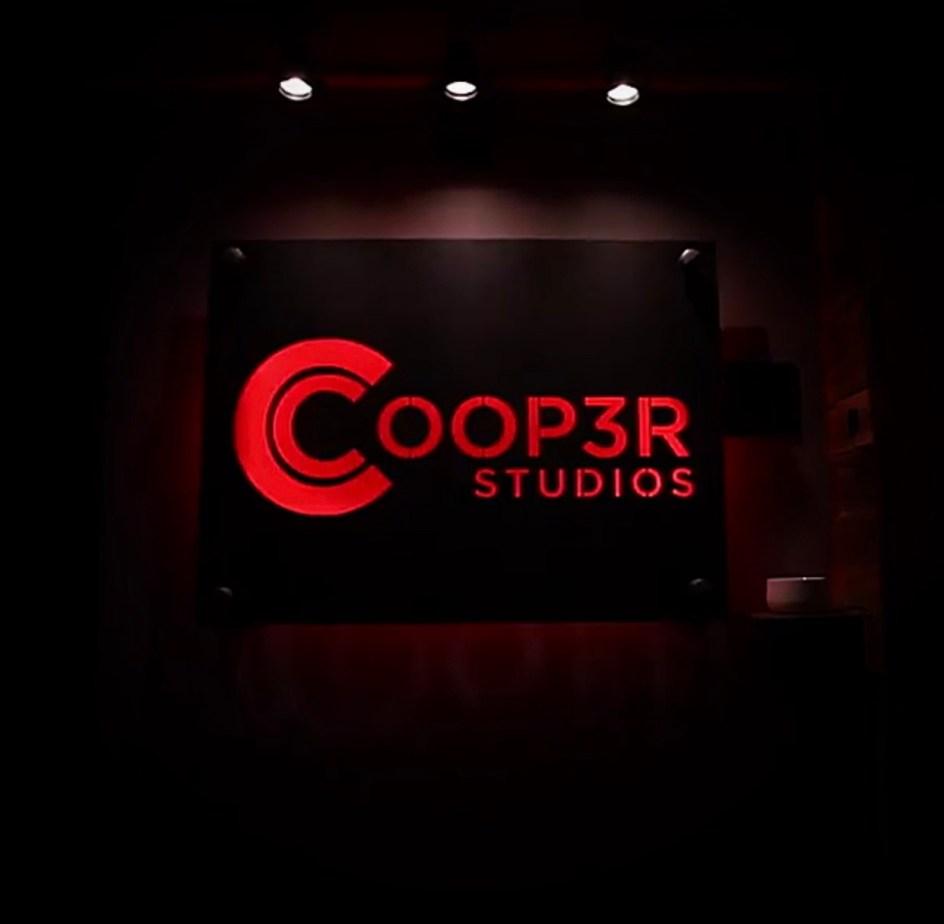 Coop3r Studios Visit - Drum Lesson/Video Shoot 023