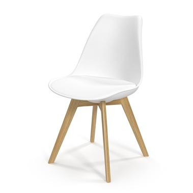 O Luft Side Chair
