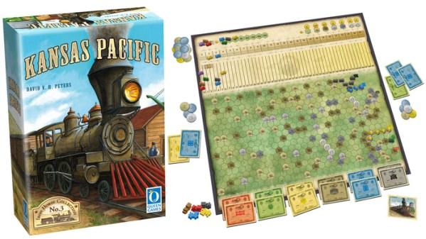 Caja y componentes del juego