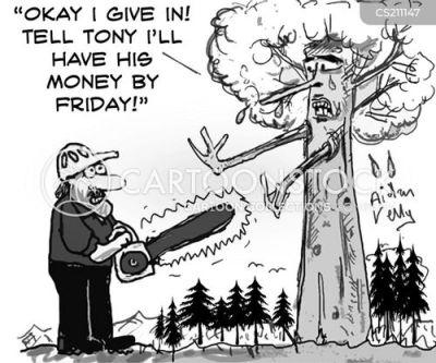 Loanshark Cartoons and Comics - funny pictures from CartoonStock