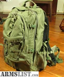 ARMSLIST   For Sale  KELTY MILITARY BACKPACK MAP 3500 AMRON INT NEW     this is a new New Without Tags Amron MAP 3500 Three Day Assault Pack by  Kelty in BOA GREEN
