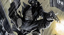 Margaret Stohl on the Gritty Group Jam Behind 'Spider-Man Noir' #1