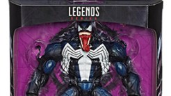 Venom is Back with a Vengeance in New Marvel Legends Release